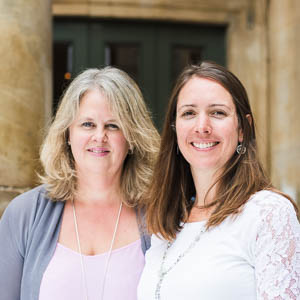 Ruth Lewis and Stacey Hughes, Ministers at All Souls Langham Place