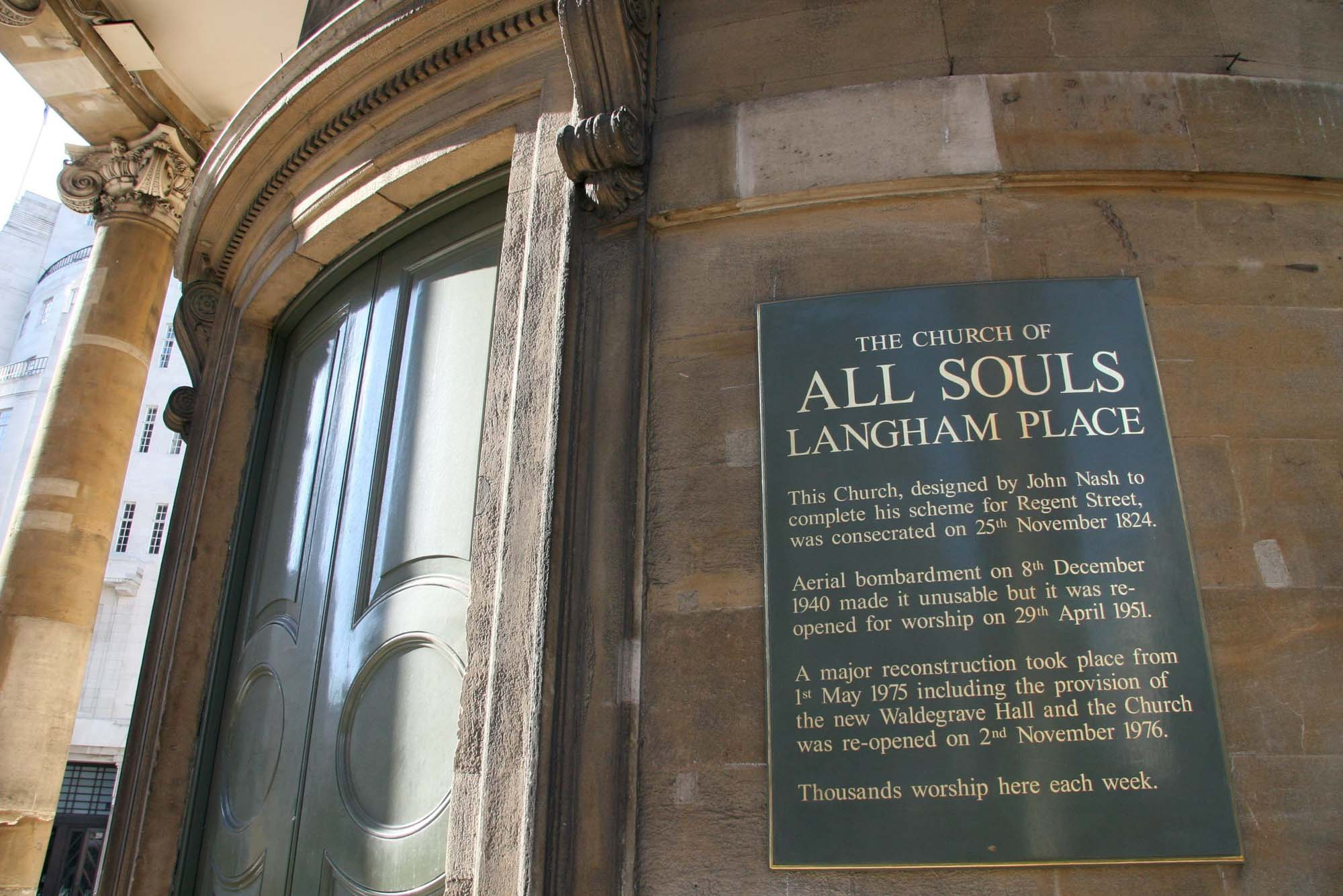 all-souls-front-door